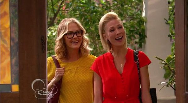 Disney Channel Introduces Its First Lesbian Couple on Good Luck Charlie—Watch Now good luck charlie