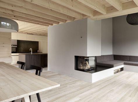 1305 best Häuser images on Pinterest House architecture, Barn