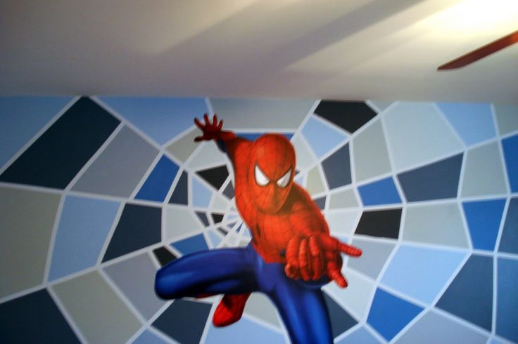 spiderman bedroom | Spiderman Bedroom Decor Archives | Home Design & Decorating Tips