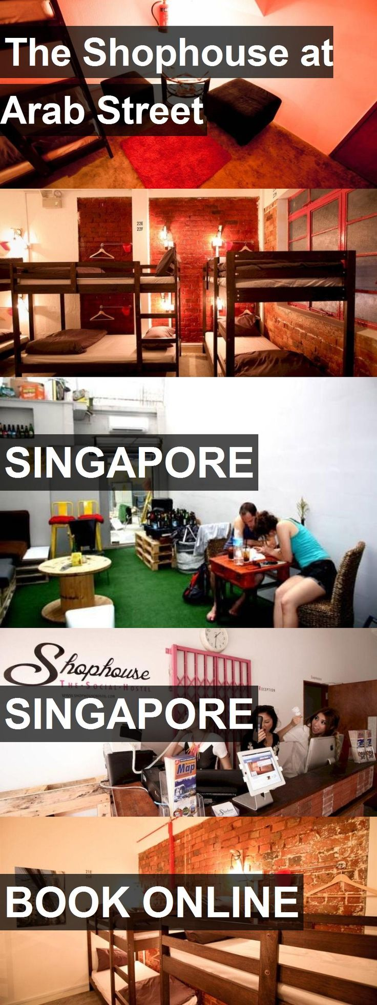 Hotel The Shophouse At Arab Street In Singapore For More Information Photos