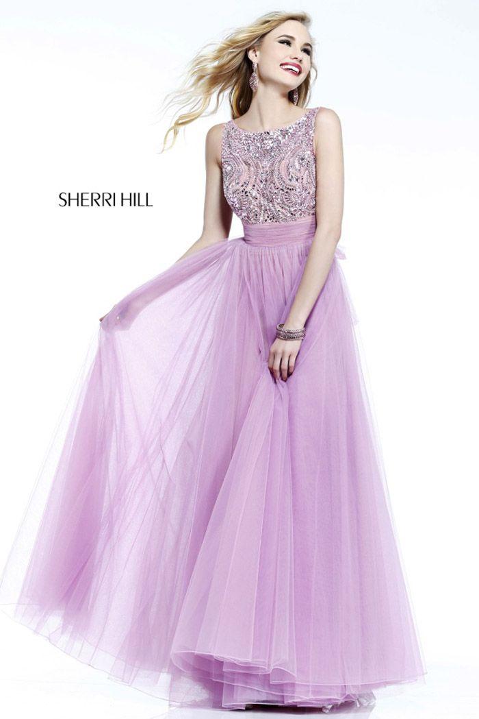 Mejores 24 imágenes de Long Sherri Hill Prom Dresses en Pinterest ...