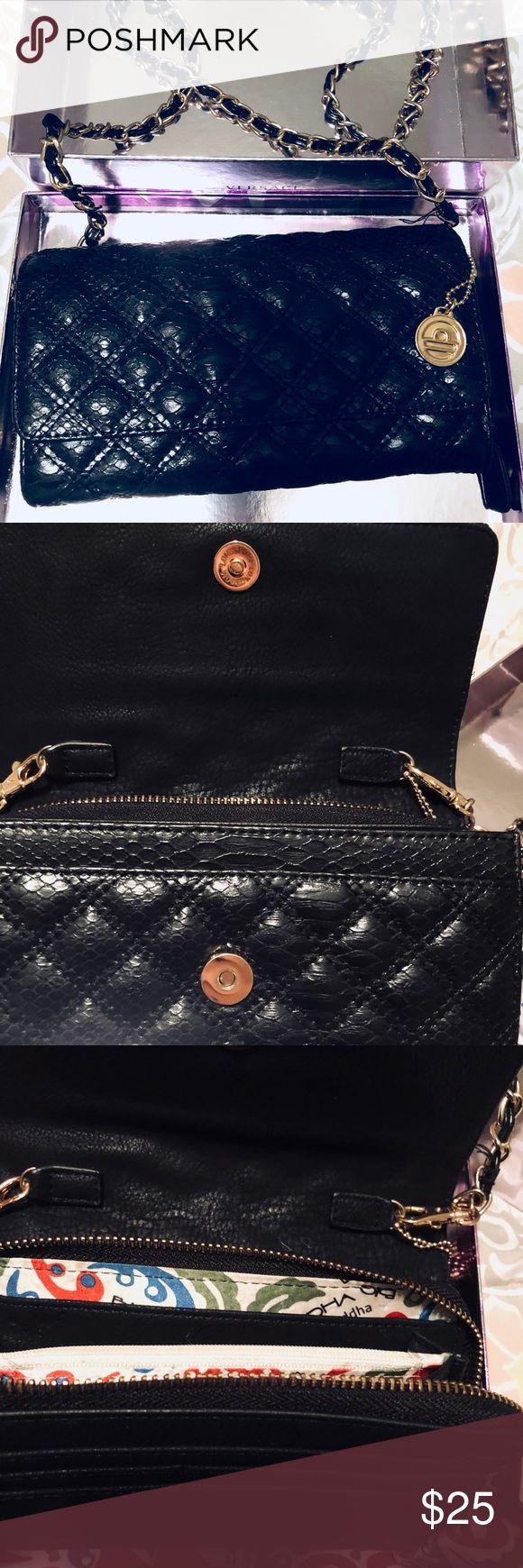 Big Buddha Black Crossbody bag Excellent condition. Worn once Big Buddha Bags Crossbody Bags