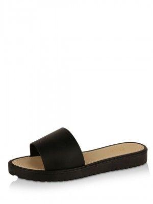 Ella Shoes Jelly Pool Sliders / Koovs / Rs.700