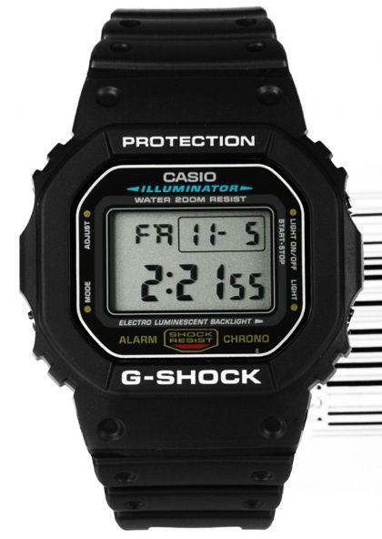 Đồng hồ Casio G-Shock nam DW-5600E-1VDF
