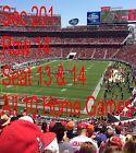 #Ticket  49ERS SEASON TICKETS ALL 10 HOME GAMES SEC 201 GREAT SEATS #deals_us