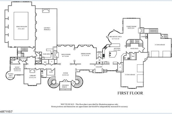 10 Frick Dr Photo 5 Walk In Pantry Floor Plans Zillow