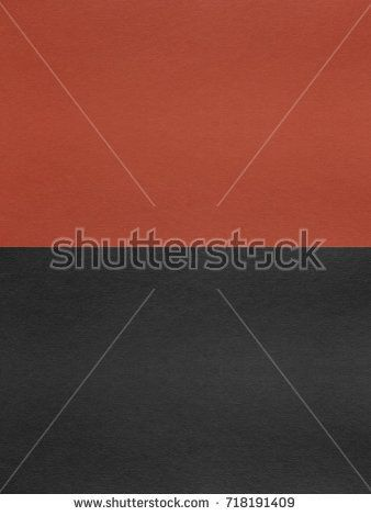 closeup red and black paper texture