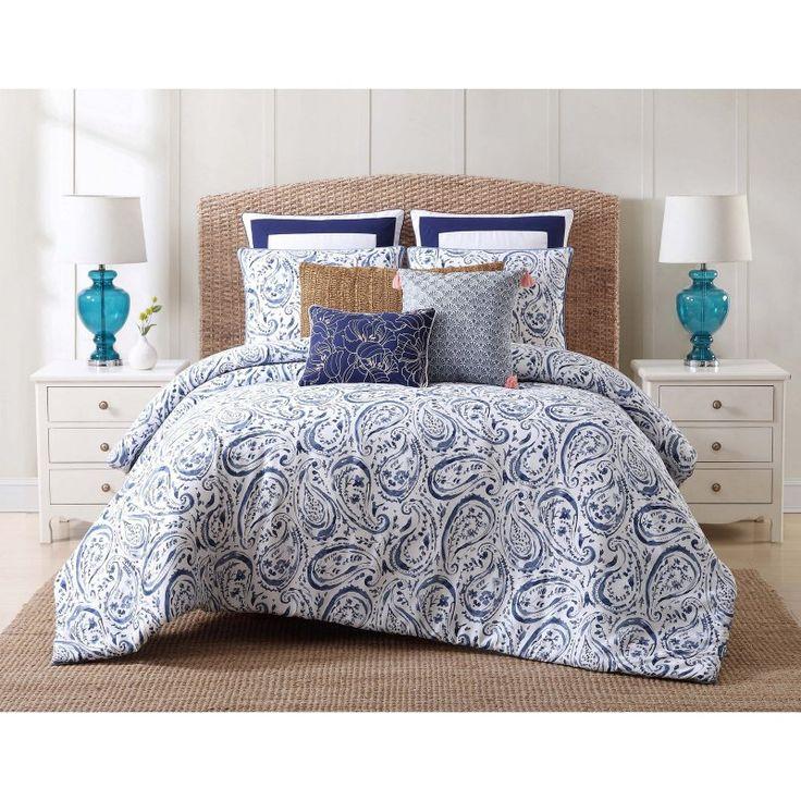 Indienne Cotton Duvet Cover Set by Oceanfront Resort - DCS1963KG-1800