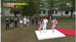 running man ep 162 yoo jae suk and girls day expectations