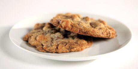 Gluten Free Chocolate Chip Cookies by Sonya Walos *Category Winner!*