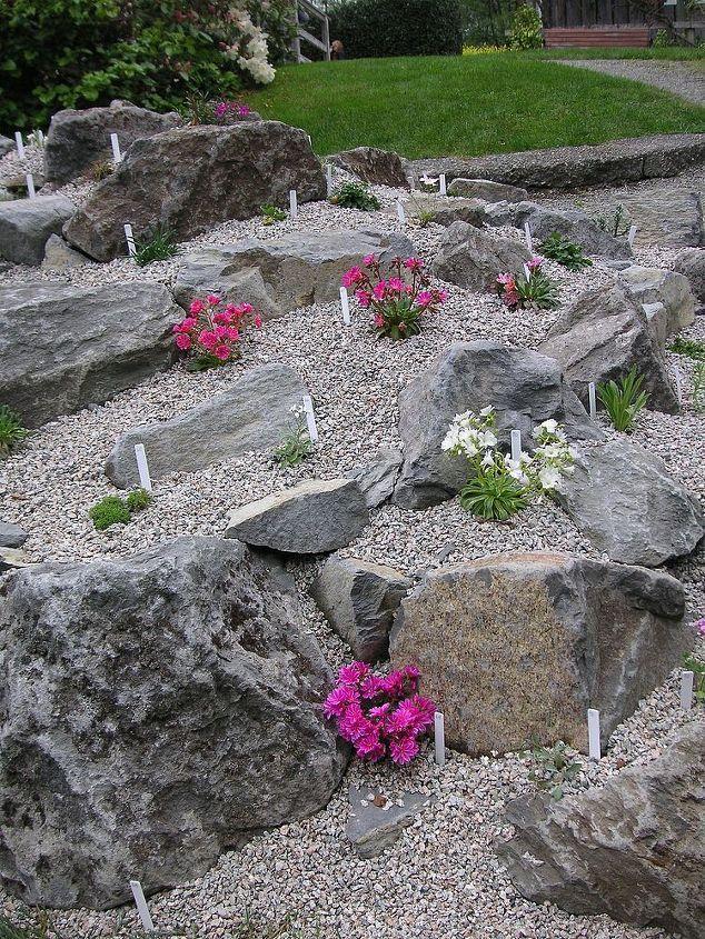 30 Unbelievable Backyard Update Ideas Landscaping With Rocks Rock Garden Landscaping Rockery Garden