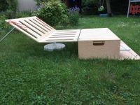 DIY Box – Seitenansicht links geöffnet