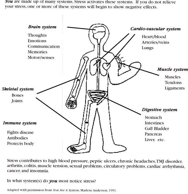 stress management worksheets – Stress Management Worksheets