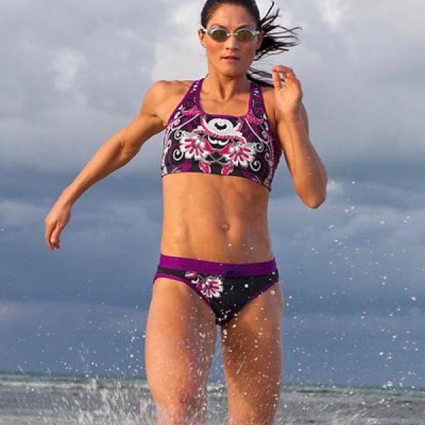 Athleta Truckee Tri Ready to Run