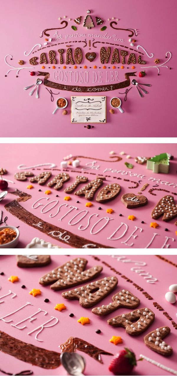 Electrolux // Cookies de Natal on Behance