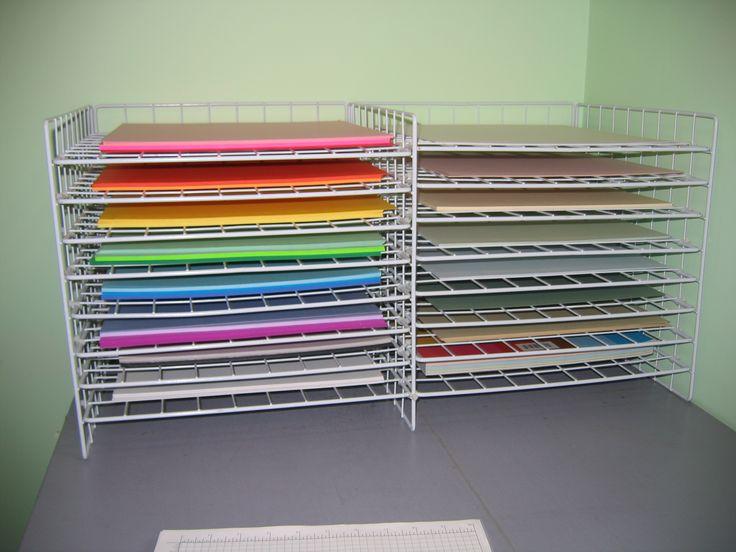 12 x 12 paper storage craft rooms pinterest. Black Bedroom Furniture Sets. Home Design Ideas