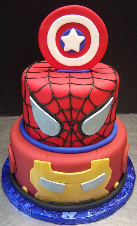 18 best Tasty Layers Kids Birthday Cakes images on Pinterest Kid