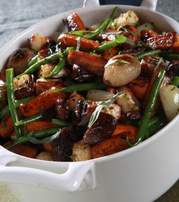 Τουρλού με χειμωνιάτικα λαχανικά | Γιάννης Λουκάκος
