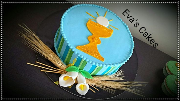 Torta comunione cake