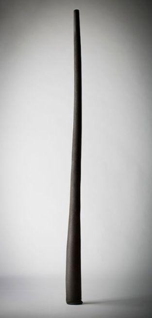 Key of Eb / D# Maker: Jon Worlsey Length: 175cm Key: Eb Horn/Toot: Eb Bottom End: 15cm Material: 100% Hemp Fibres Mouthpiece: Internal Diameter 30mm-32mm Weight: 2.8kg Approx Origin: 28° 33' S / 153° 29' E Tuning: 440 Hz
