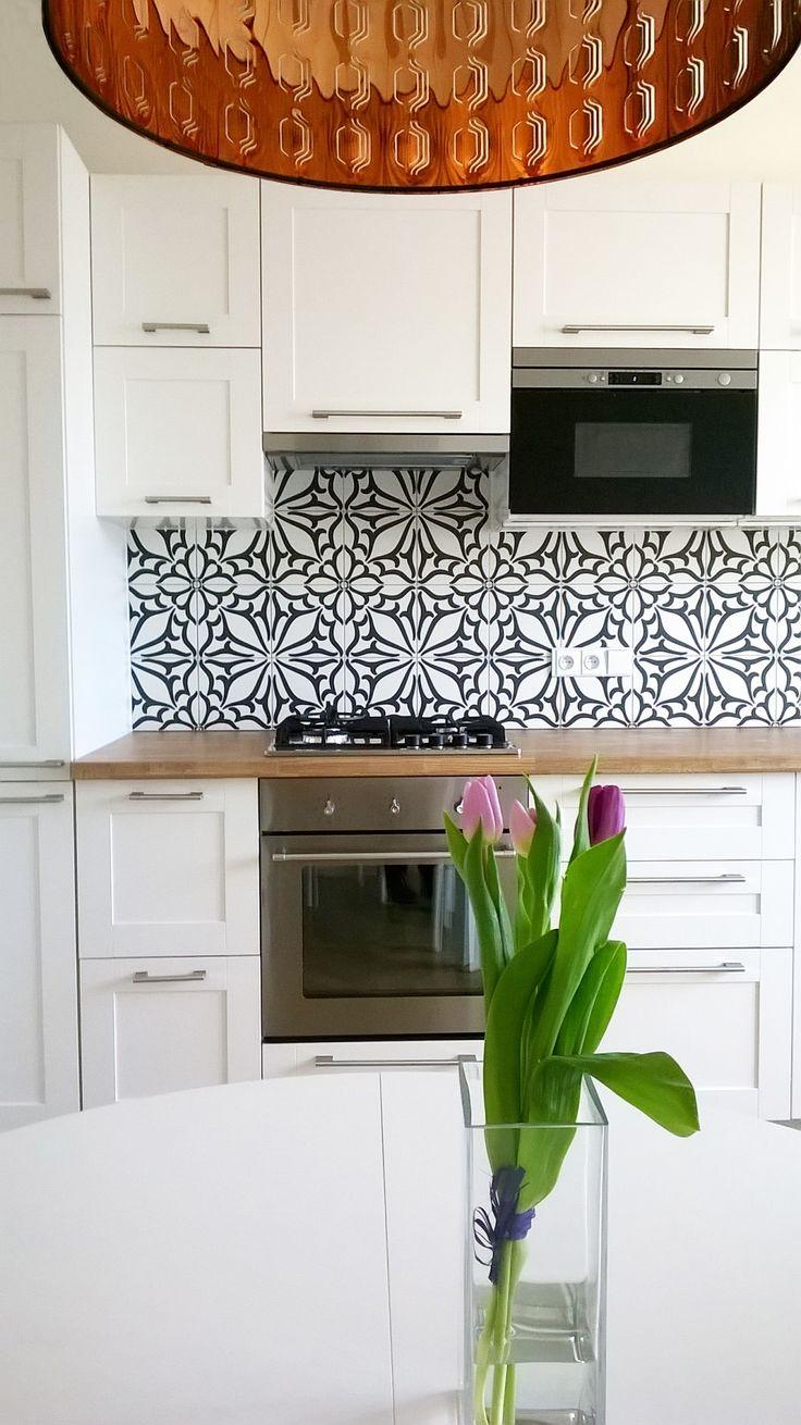 design kitchen   kuchyň retro