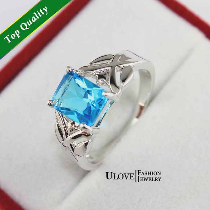 Find More Rings Information about Promotion New 2016 The Wedding Ring O Simulated Blue Diamond Aneis de Diamante Rings for Women Anel Ulove Y005 Aneis Joias,High Quality ring o,China wedding rings Suppliers, Cheap rings for women from Ulovestore Jewelry on Aliexpress.com