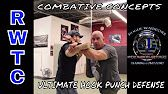 How to do combative concepts - Street fight combo self-defense #takingaikidoback - YouTube