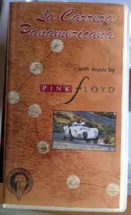 7. Pink Floyd - La Carrera Panamericana
