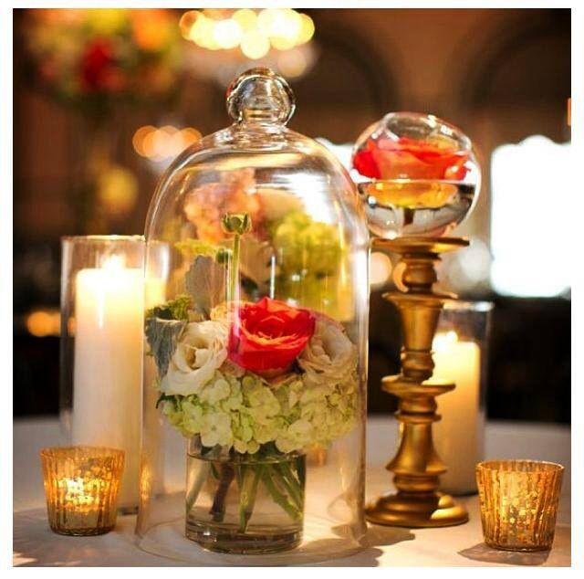Beauty The Beast Inspired Home Decorations Beauty And