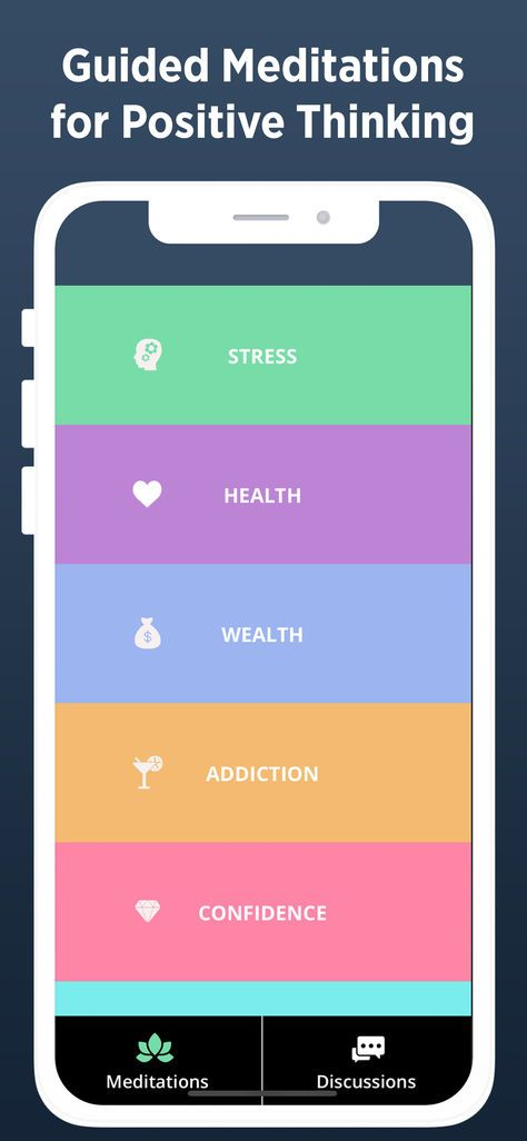 iPhone] Haven: Guided Affirmations ($5 99 to #Free) - Apps