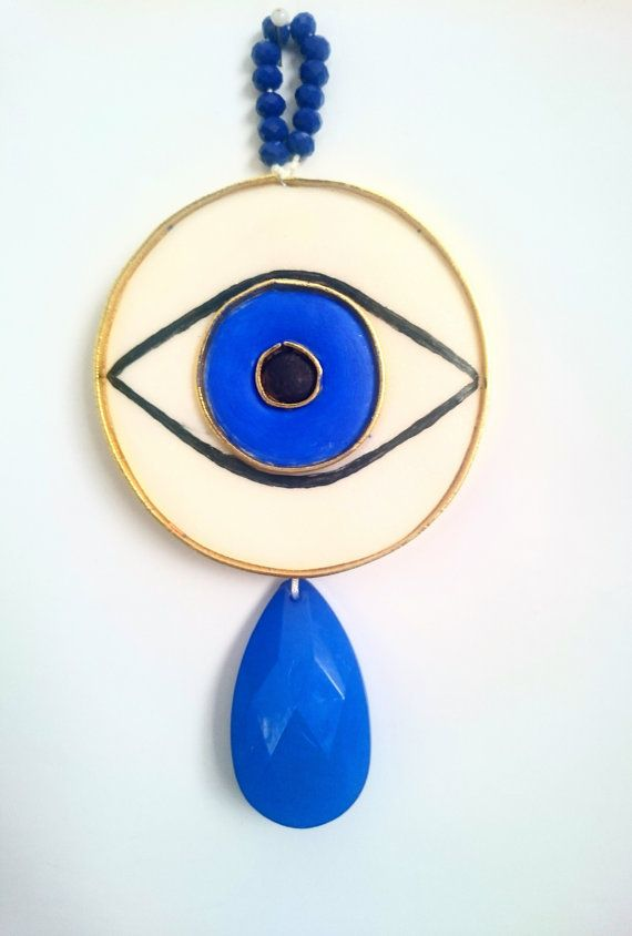 Modern Greek Evil Eye Wall Decor Minimal Crying Eye New Home Or Housewarming Gift New Year S Lucky Charm Gouri 3d Greek Evil Eye Eye Decor Evil Eye
