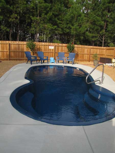 25 Best Ideas About Fiberglass Inground Pools On