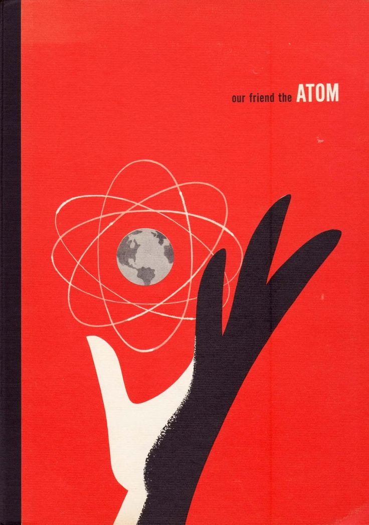 Retro illustrations - #Cool #fc3arch Our Friend the Atom: @Disney's 1956 Illustrated Propaganda for Nuclear Energy | Brain Pickings