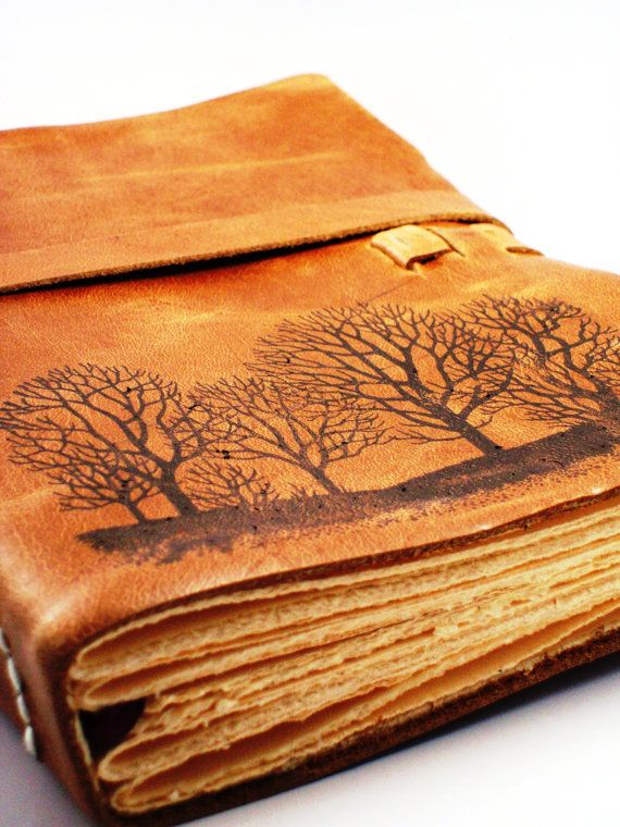 Love trees, and I'd love to consistently journal. This seems so, lovely and secretive, eh? :)