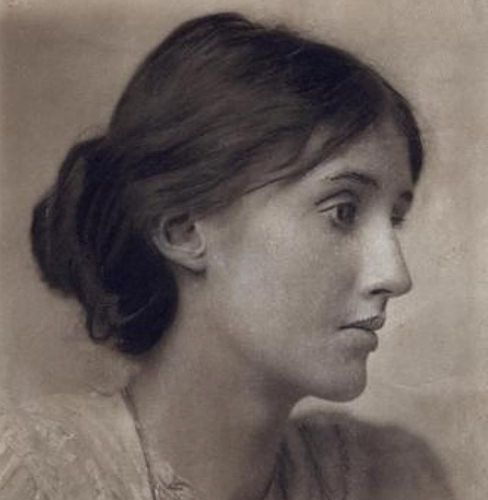 Foto di Virginia Woolf