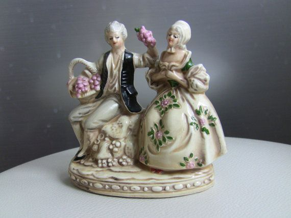 Exclusive porcelain collection figurine by WoodenPipeAndVintage