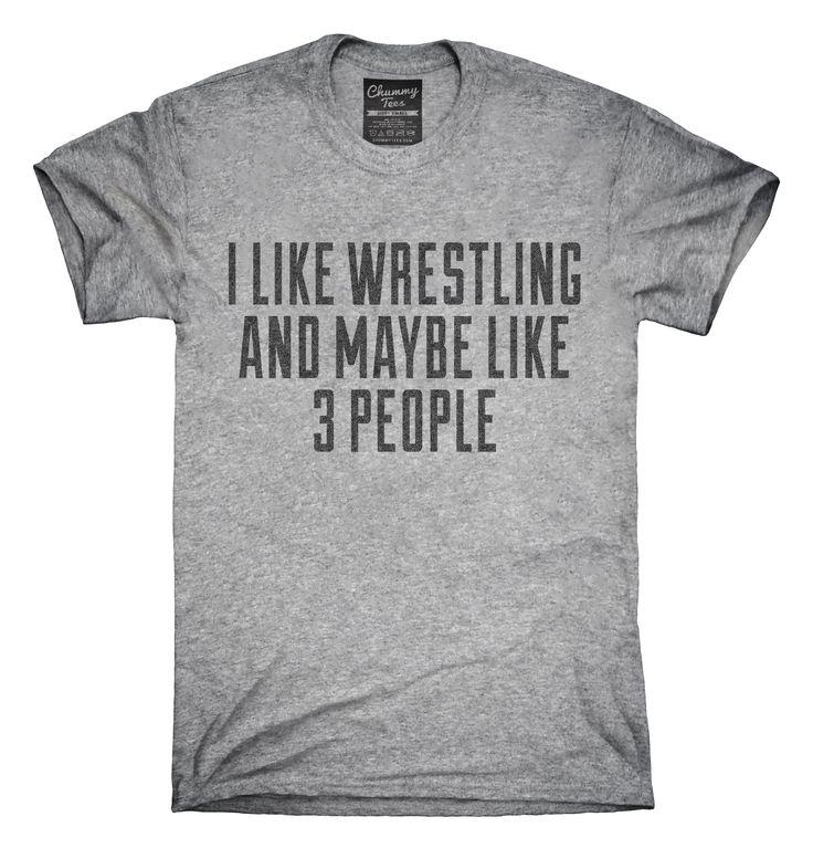 Funny Wrestling T-Shirt, Hoodie, Tank Top
