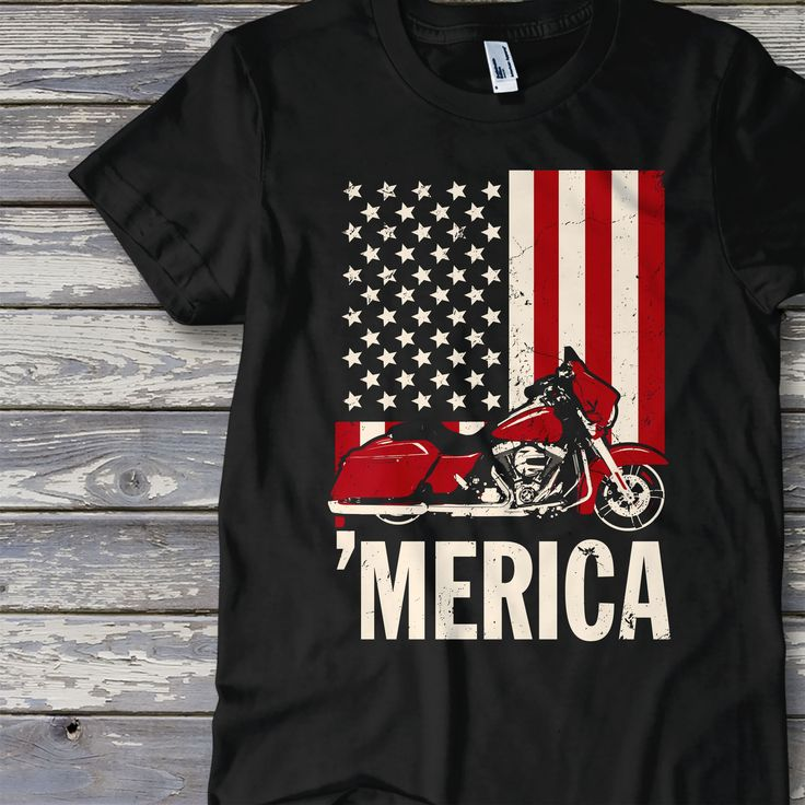 New 'Merican V-Twin design just in time for the 4th! http://teespring.com/601-merica-vtwin?var=pin