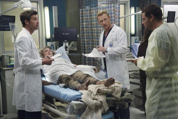 Seal Our Fate - Derek Shepherd, Owen Hunt, Alex Karev
