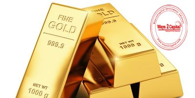 Tracking weak trend in precious metals overseas, Gold futures were trading lower during the noon trade