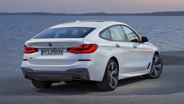 A Note To Our Readers We Completely Forgot The Bmw 6 Series Gran