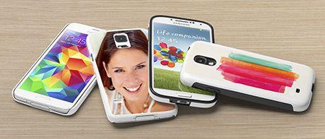 Ihre Handy-Hülle selbst gestalten bei Vistaprint