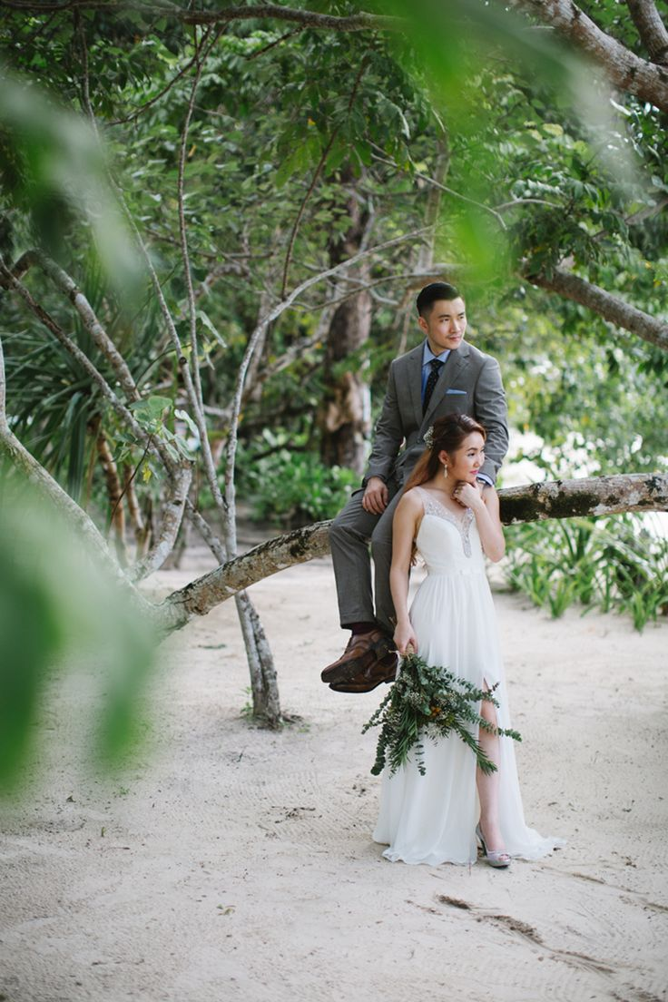 pre wedding photoshoot location malaysia%0A Prewedding engagement session at The Datai Langkawi    Top Shooting Spots  of Photographers in Malaysia  Part     Engagement Shoot Inspiration    Pinterest