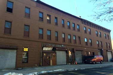 Plans were filed in January to convert a former garage on Halsey Street and Stuyvesant Avenue into a five-story, residential building with 36 apartments.