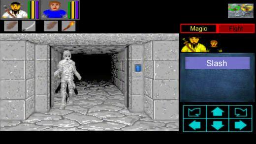 On itune Dungeon Master 1,99$ iPhone Screenshot 4