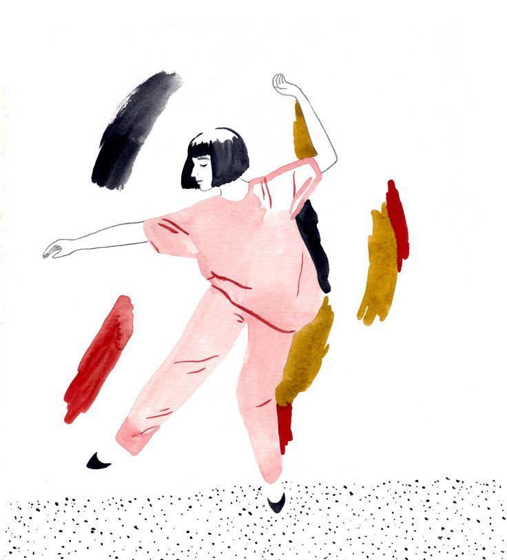 louise reimer fait des peintures rupestres fministes the creators project