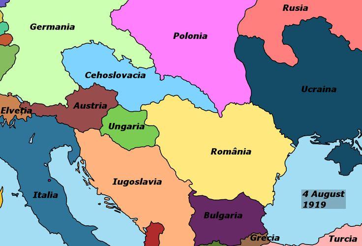 Ungaria a avut în toată istoria ei o singură idee politică, o singură preocupare: să identifice care vecin este mai puternic și să i se bage slugă! Sluga favorită! A fost de la bun început sluga Va...