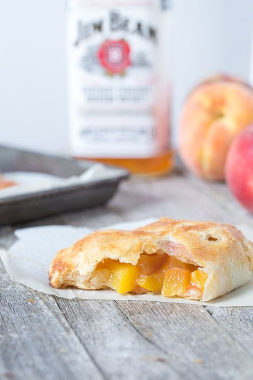 Peach Bourbon Hand Pies | Recipe | Hand pies, Pies and Bourbon