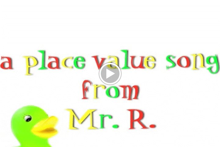 Mr. R's Place Value Song