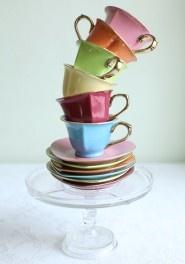 tea lover cup & saucer set